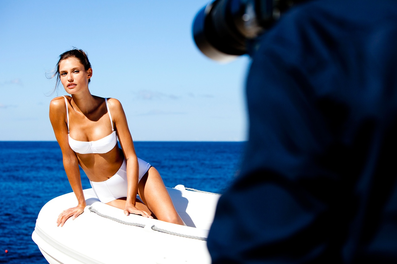 dolce-and-gabbana-light-blue-ad-campaign-bianca-balti-backstage